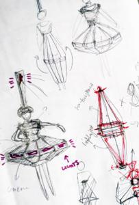 Sketch Buzludza Progress