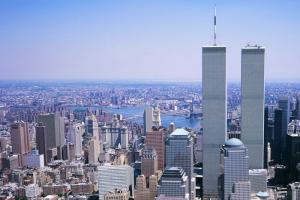Twin Towers of the World Trade Center, New York City